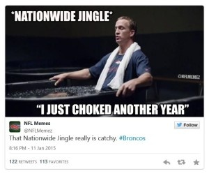 Peyton Manning Nationwide jingle