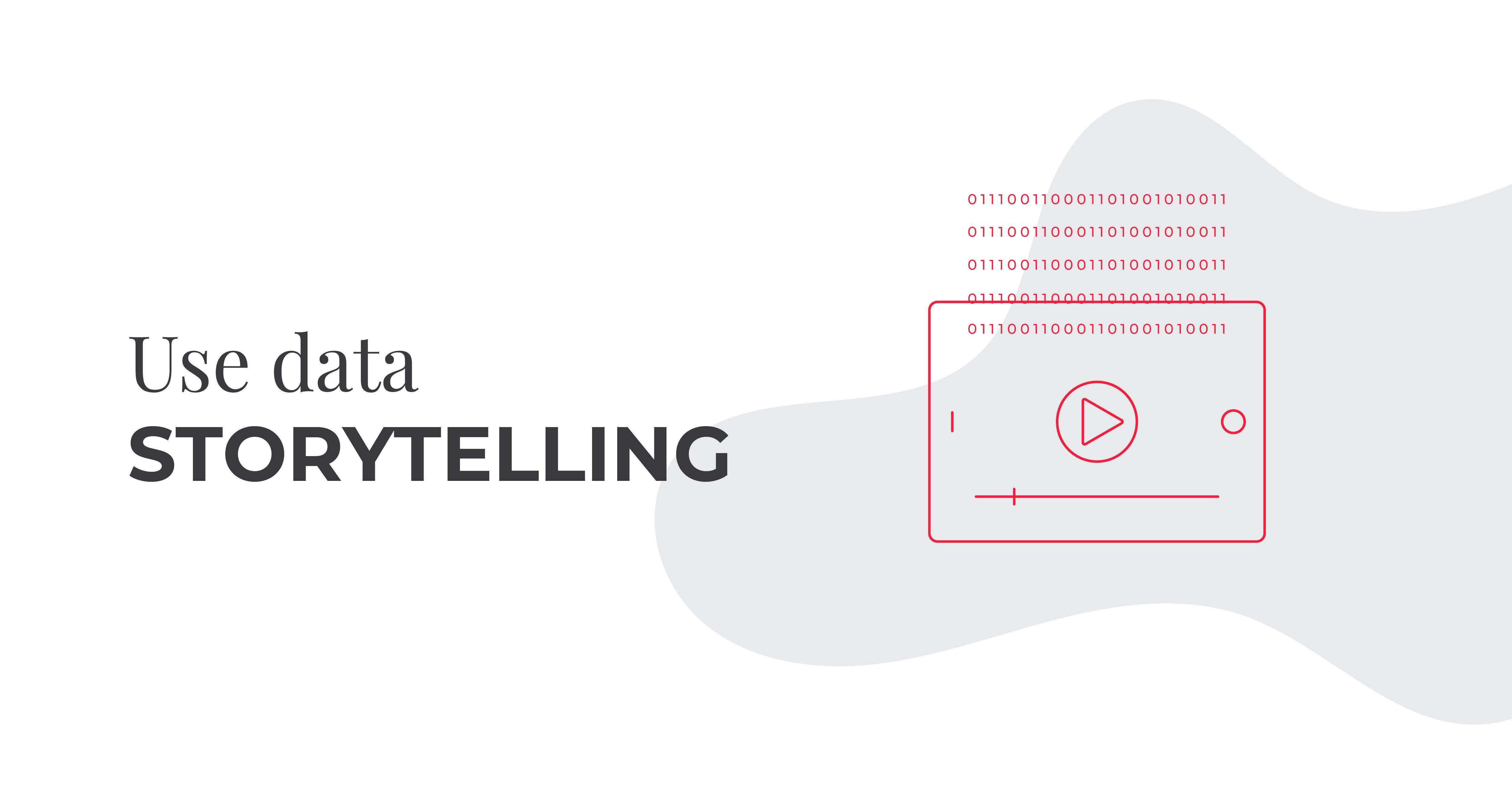 use data storytelling
